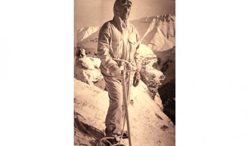 Γιώσος Αποστολίδης: Ο Πόντιος ορειβάτης που έγραψε τη δική του ιστορία στον Όλυμπο