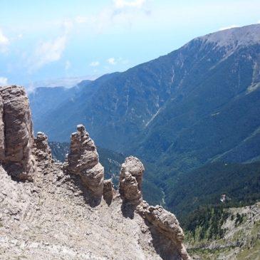Ανάβαση στις κορυφές του Ολύμπου 9 Ιουλίου 2016