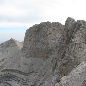 Ανάβαση στις κορυφές του Ολύμπου 18 Σεπτεμβρίου 2016
